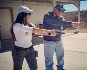 Gun Classes For Beginners | Basic Pistol Shooting Private