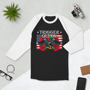 Trigger Queen Baseball T Shirt