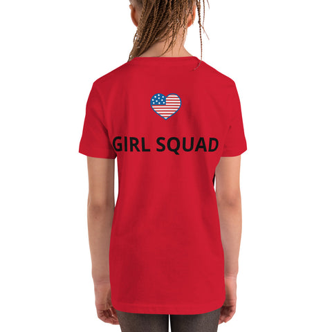 GIRL SQUAD KIDS T SHIRT