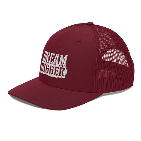 Dream Bigger Baseball Hat