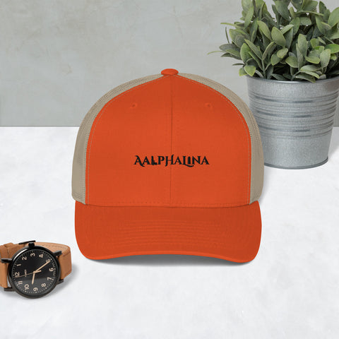 Aalphalina's Favorite Trucker Hat
