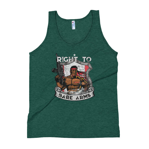 Right To Bare Arms Canada Men's Tank Top