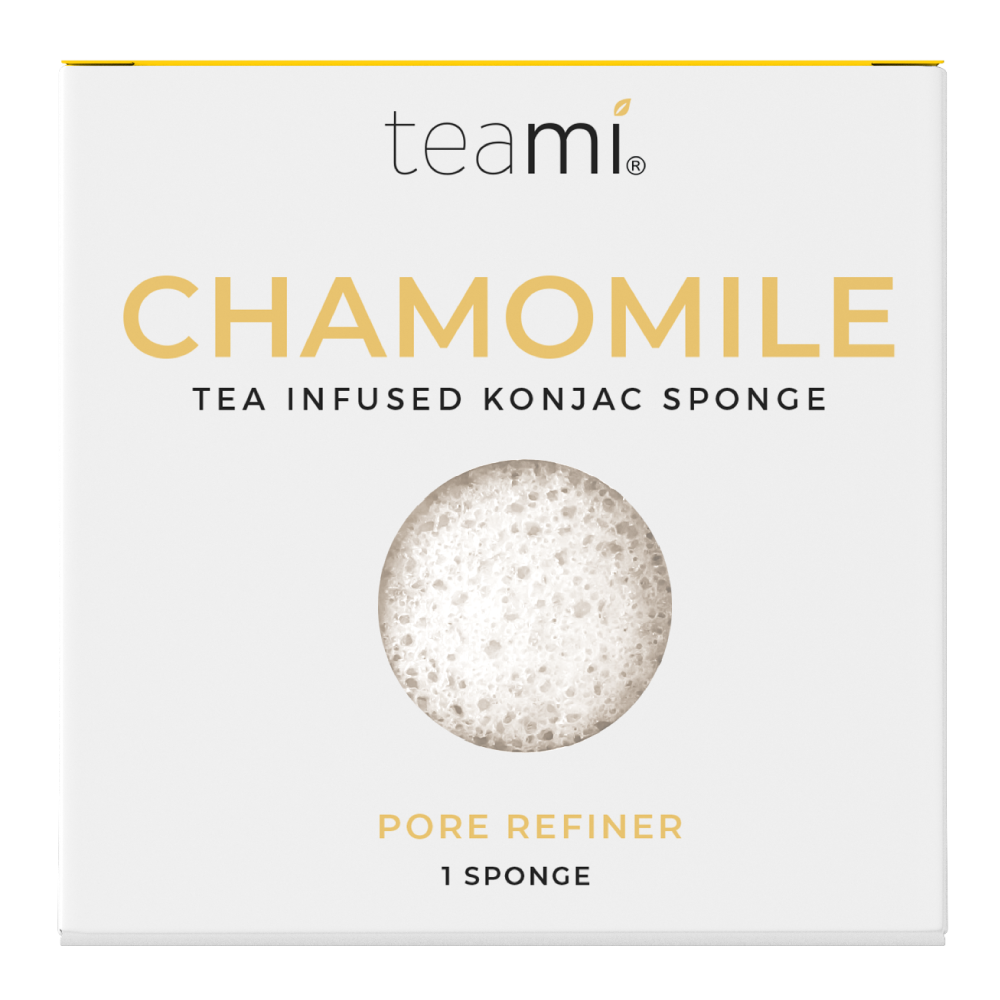 Tea Infused Konjac Sponge