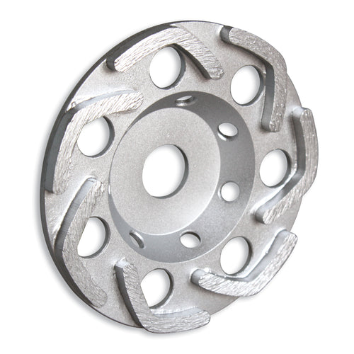 L Row Cup Grinding Wheel