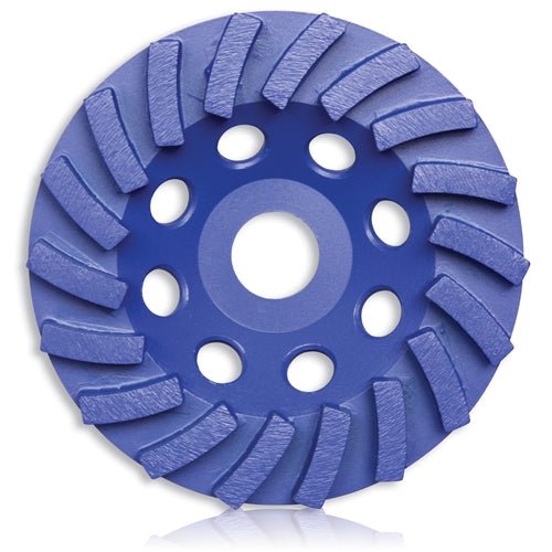 Segmented Turbo Clip Grinding Wheel