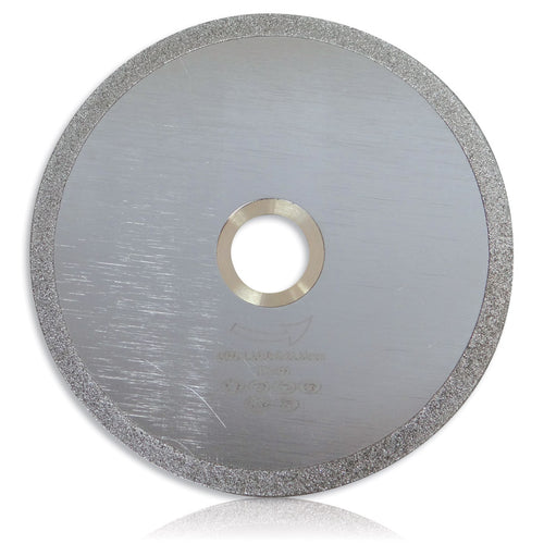 Electroplate Glass Blade