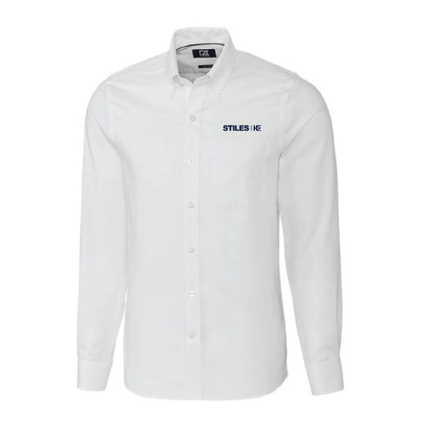 Men's Tailored Fit Dress Shirt