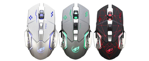 YZ Premiums Gaming Mouse perfect gamer response and fast movements with 6 buttons free shipping in US Fast shipping 4-13 days!