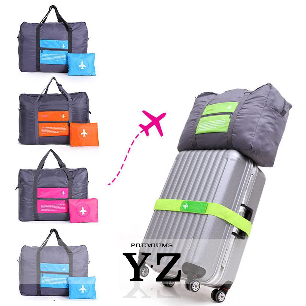 The color is very cool and you always see what this bag is for. It can easily be described as a serious bag that gets the job done when you need it most!