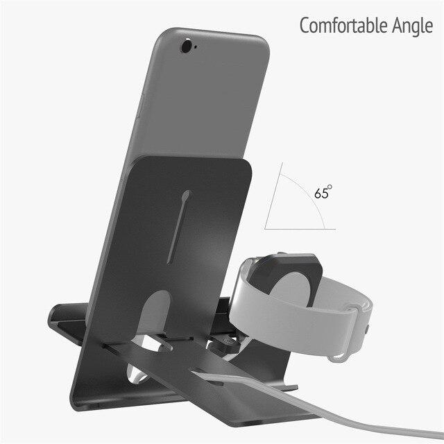YZ Premiums 2-in-1 charge docking for smartphone and smartwatch fast ship!