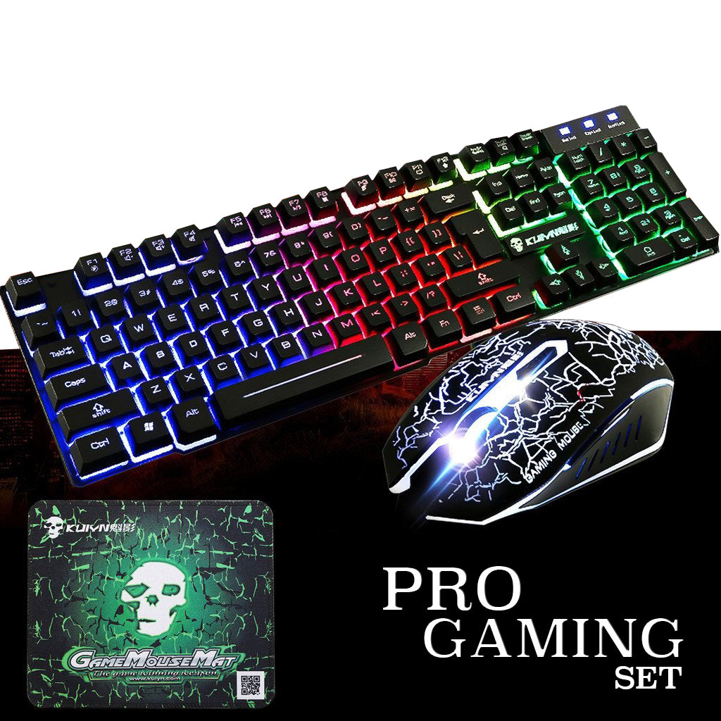 YZ Premiums pro gaming set free shipping 4-13 business days in US