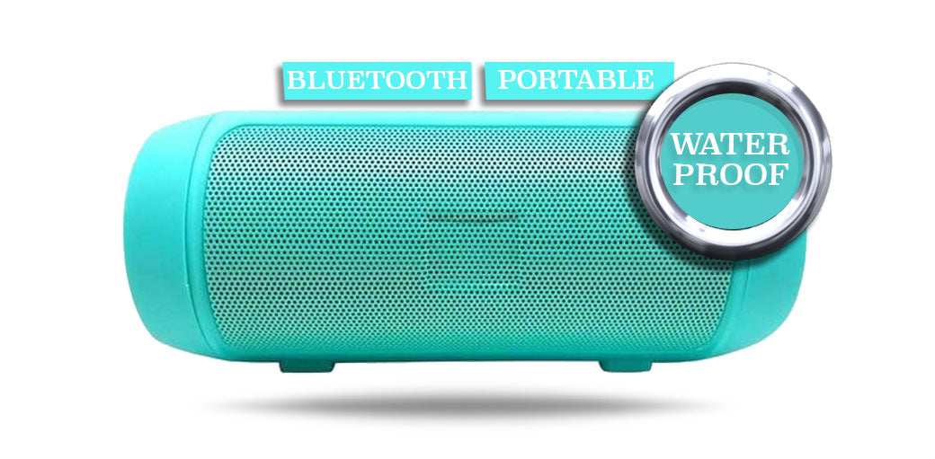 YZ Premiums Summer portable bluetooth speakers 4-7days ship in US waterproof speakers with bass