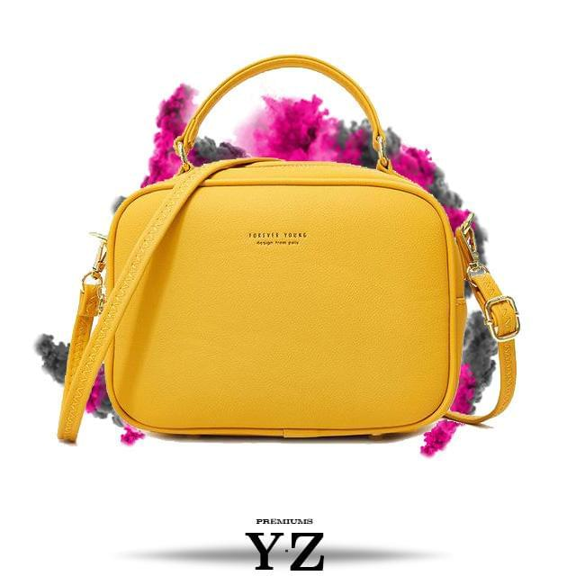 Signature Handbag - Sunshine