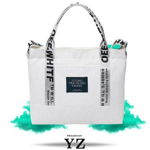 Halycon Bag - Cloud White