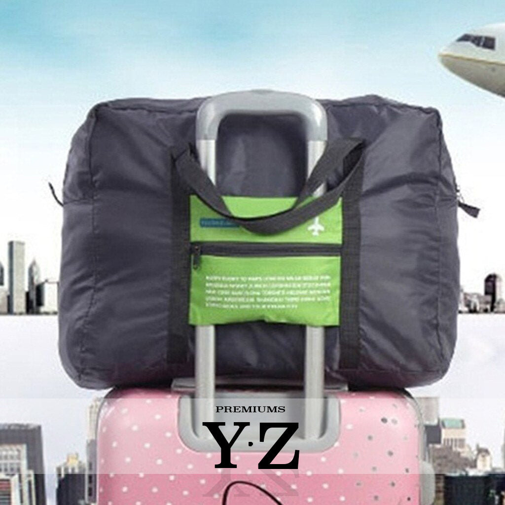 the most popular holiday bags in the market. We have all experienced the return journey after a nice holiday where you realize that you had to carry an extra bag to pack the newly purchased goods in. Here we offer the perfect solution!