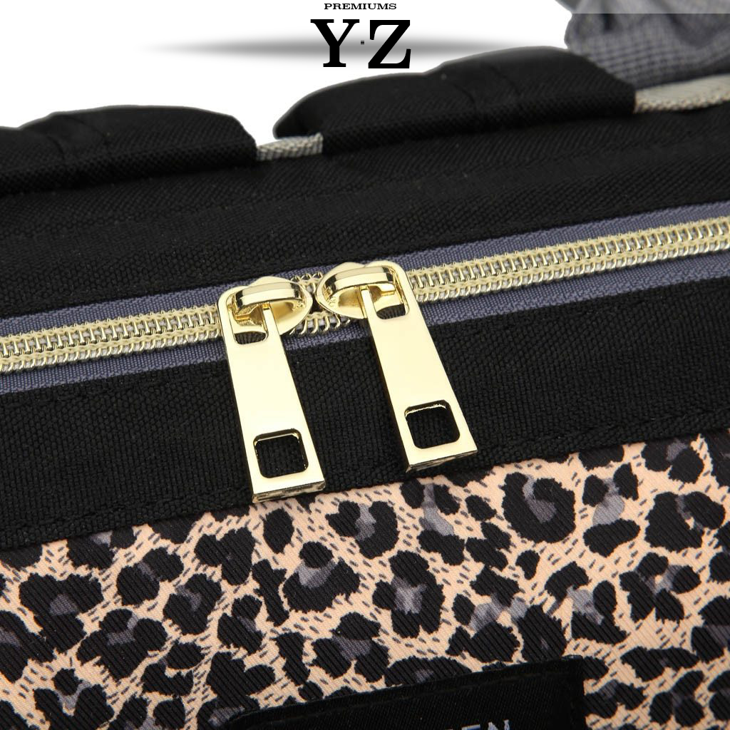 Mummy Bag | Leopard Designed Backpacks