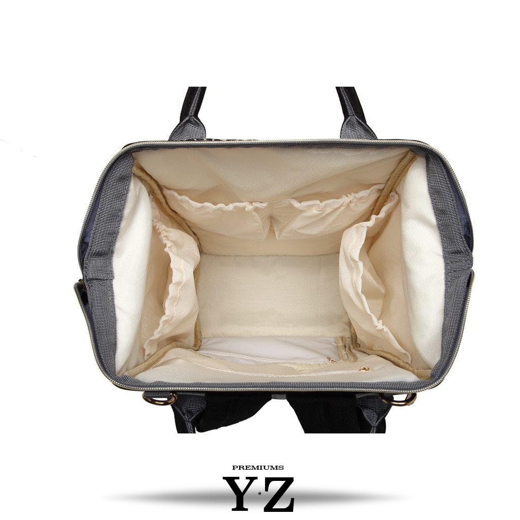 Mummy Backpack easy to organize your stuff! YZ Premiums
