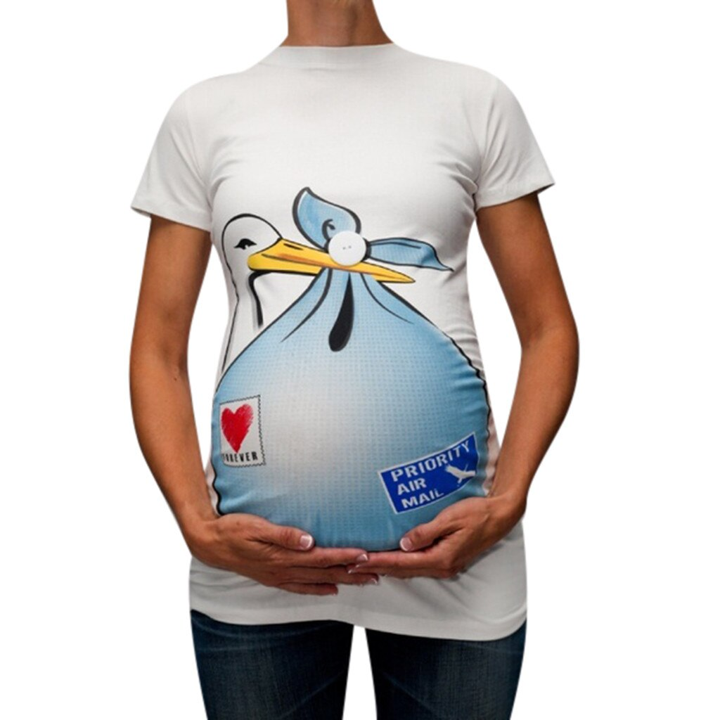 YZ Premiums | Funny Pregnant T-shirt | Perfect Gift