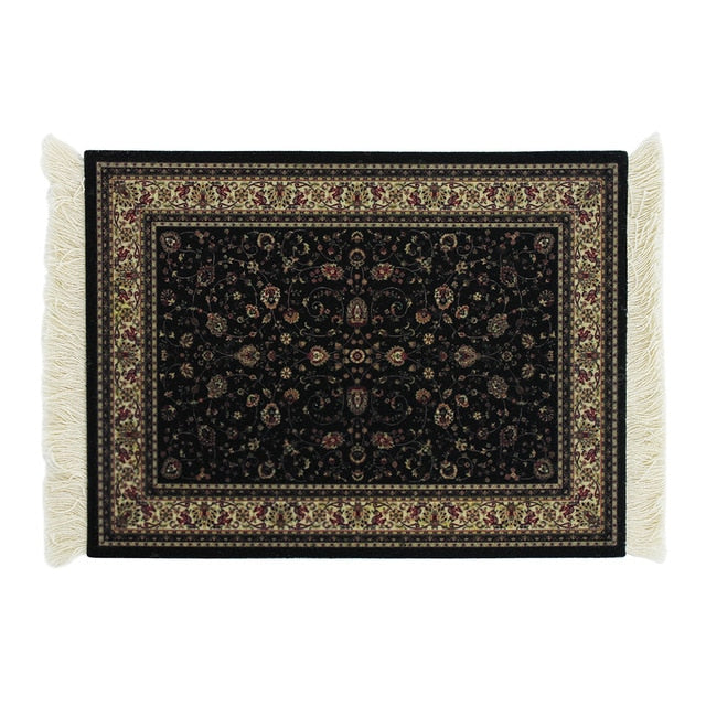 anti slip gaming pad for pro gamers free shipping with persian carpet style mouse pad