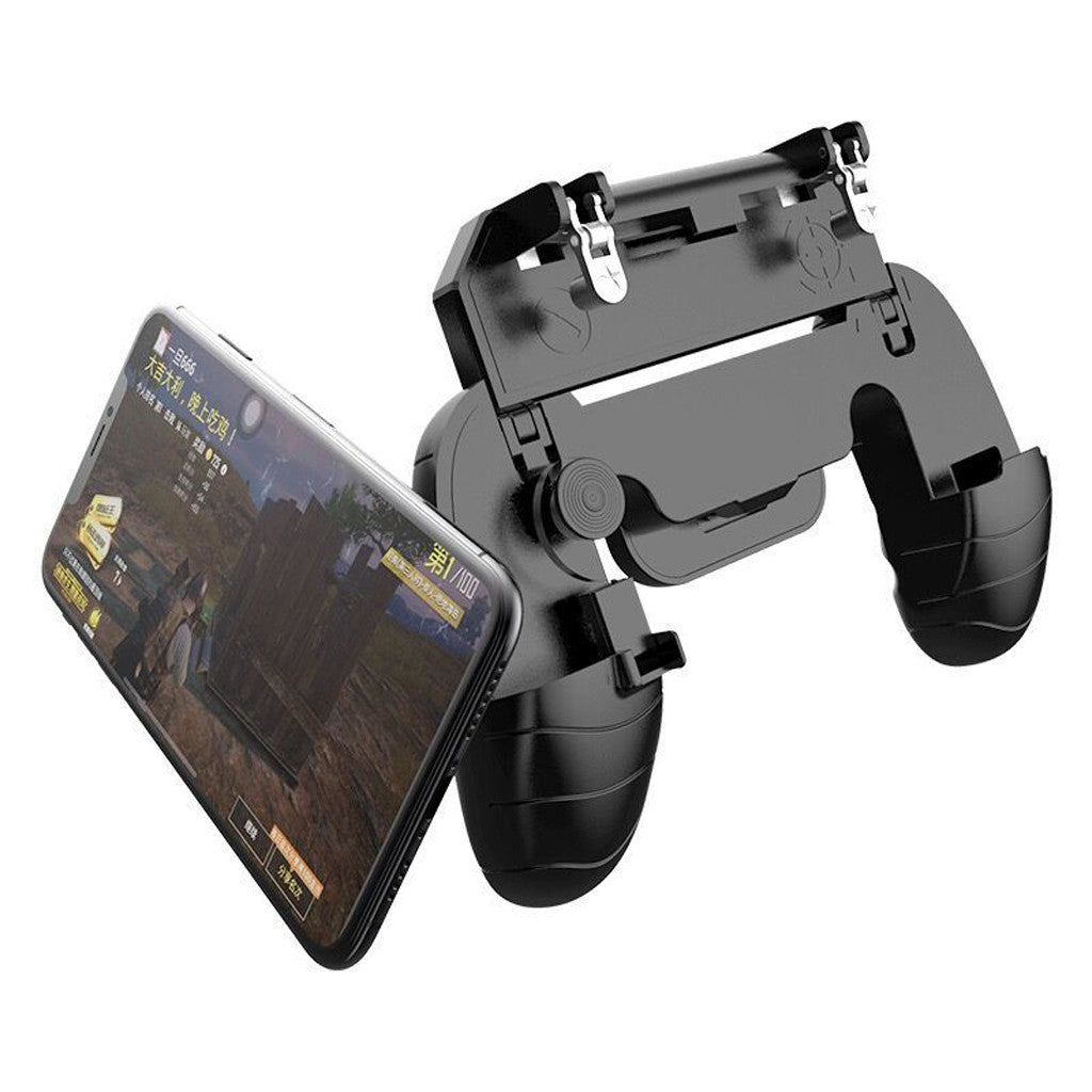 Super Game controller w/ Bluetooth for Phones and Tablets is a tool many phone gamers love to use.