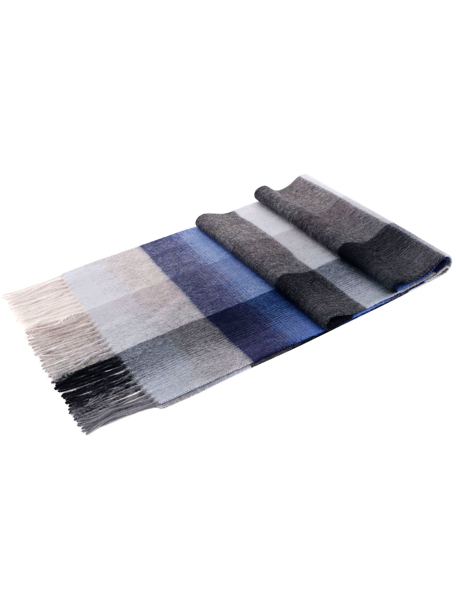 Women | Warm Winter Cashmere | Wool Soft Scarf | Long Tassel