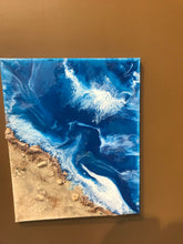 Load image into Gallery viewer, Epoxy Beach Art Class - Nulook Epoxy