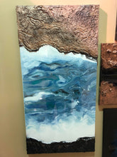 Load image into Gallery viewer, Epoxy Freestyle Art Class - Nulook Epoxy