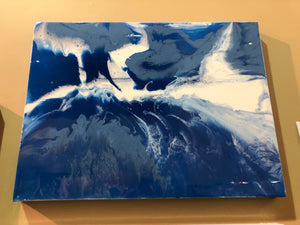 Epoxy Freestyle Art Class - Nulook Epoxy