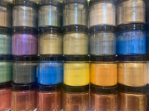 Metallic Pigments - Nulook Epoxy