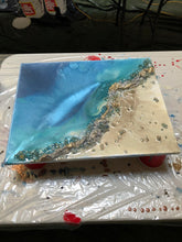 Load image into Gallery viewer, Epoxy Plaster Art Class - Nulook Epoxy