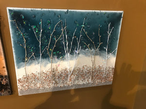 Epoxy Tree Art Class - Nulook Epoxy