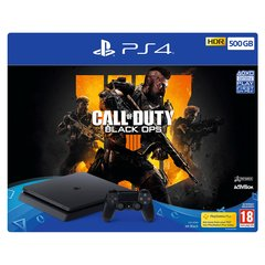 Call of Duty Black ops4 ps4 500gb bundle