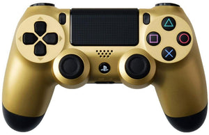 Sony PS4 DualShock Controller - Gold