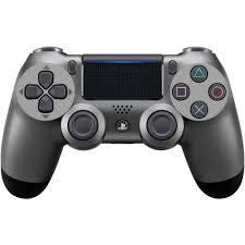Sony PS4 DualShock Controller - Black Steel