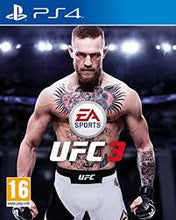 Load image into Gallery viewer, UFC 3 EA SPORTS - PS4