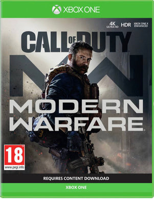 Call of duty Modern Warfare XBOX