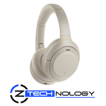 Load image into Gallery viewer, NEW Sony WH-1000XM4 Wireless Noise Cancelling Headphones - Silver
