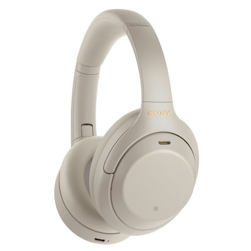 NEW Sony WH-1000XM4 Wireless Noise Cancelling Headphones - Silver