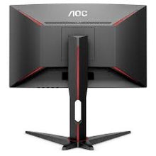"Load image into Gallery viewer, AOC 27"" inch curve gaming monitor"