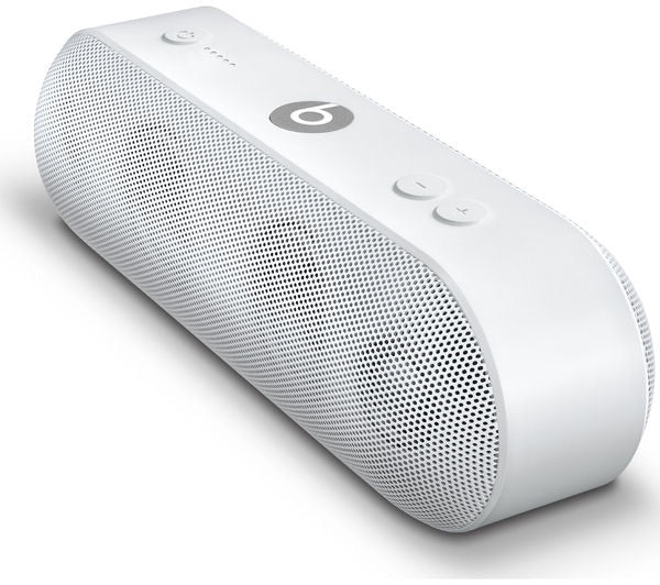 Beats Pill+ portable Bluetooth speaker -White