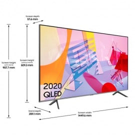 "QE65Q60T 65""  QLED, 4K Ultra HD **READ DESCRIPTION**"