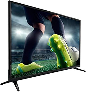 "T4tec 55"" LED-backlit UHD 4K LCD TV"