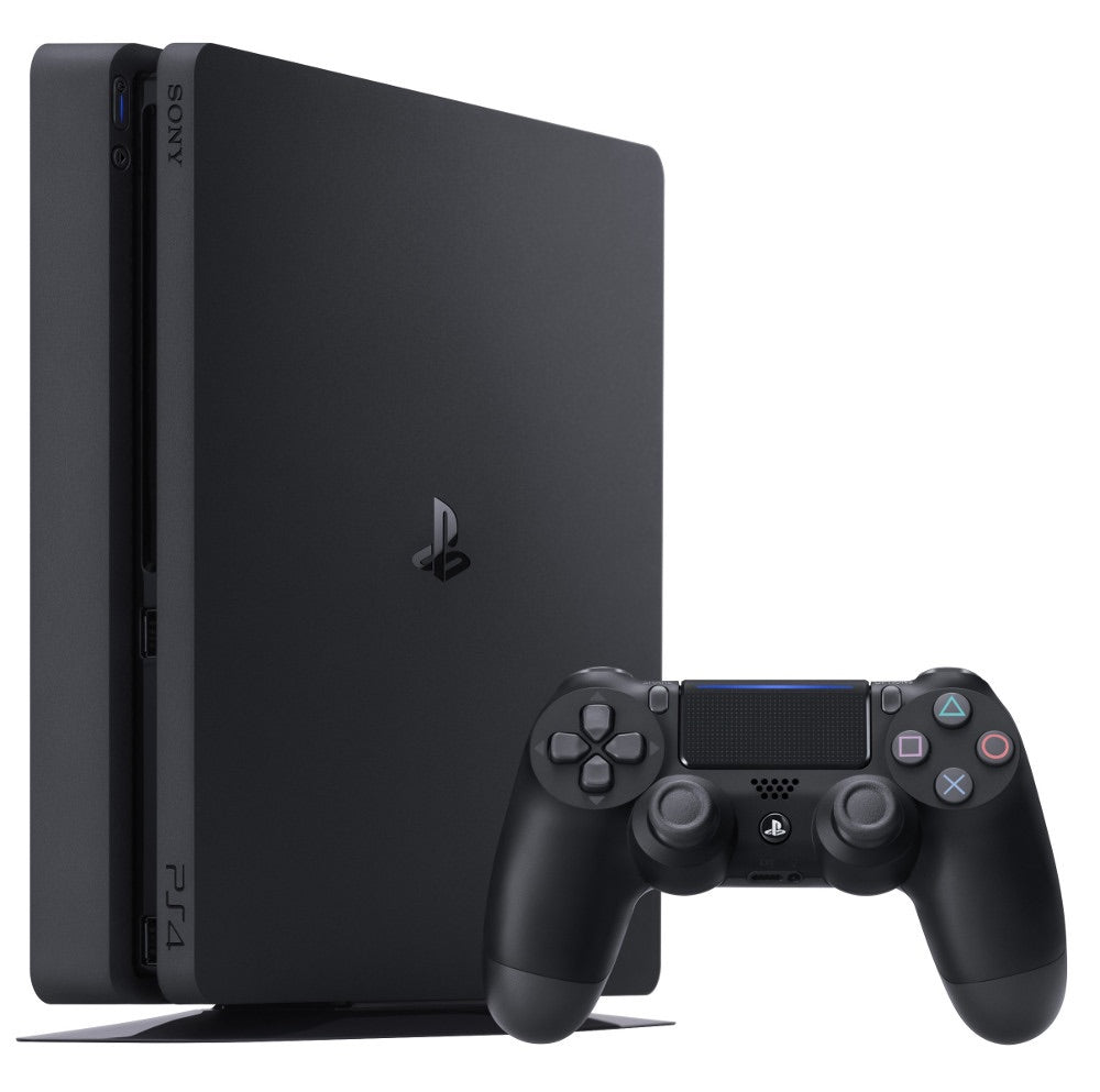 SONY PLAYSTATION PS4 CONSOLE - 1tb BLACK