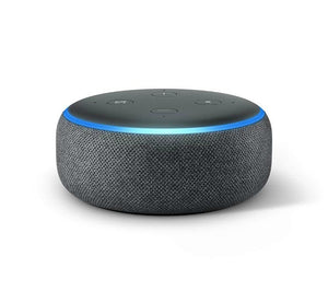 Amazon echo dot- Black (3rd generation)