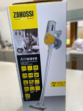 Load image into Gallery viewer, Zanussi Airwave 3-in-1 cordless handheld vacuum cleaner- Yellow