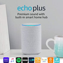 Load image into Gallery viewer, Amazon echo plus- White