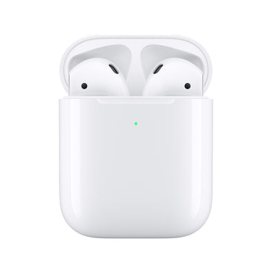 Apple AirPods 2nd generation with charging case