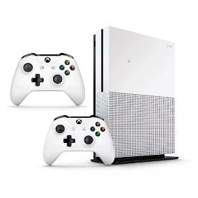Xbox one S 1TB two controller bundle