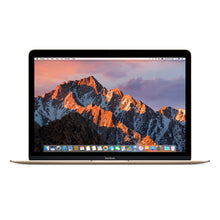 Load image into Gallery viewer, Apple 12-inch MacBook 1.2GHz dual-core Intel Core m3 – Gold (Grade A)