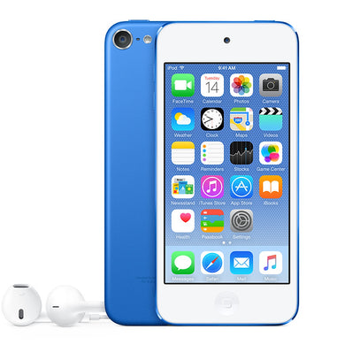 Ipod touch 6th generation 32GB blue
